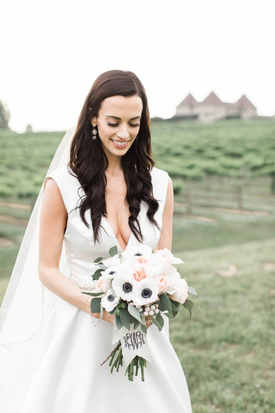 Upscale Southern Black-Tie Winery Wedding – Lindsey LaRue 47