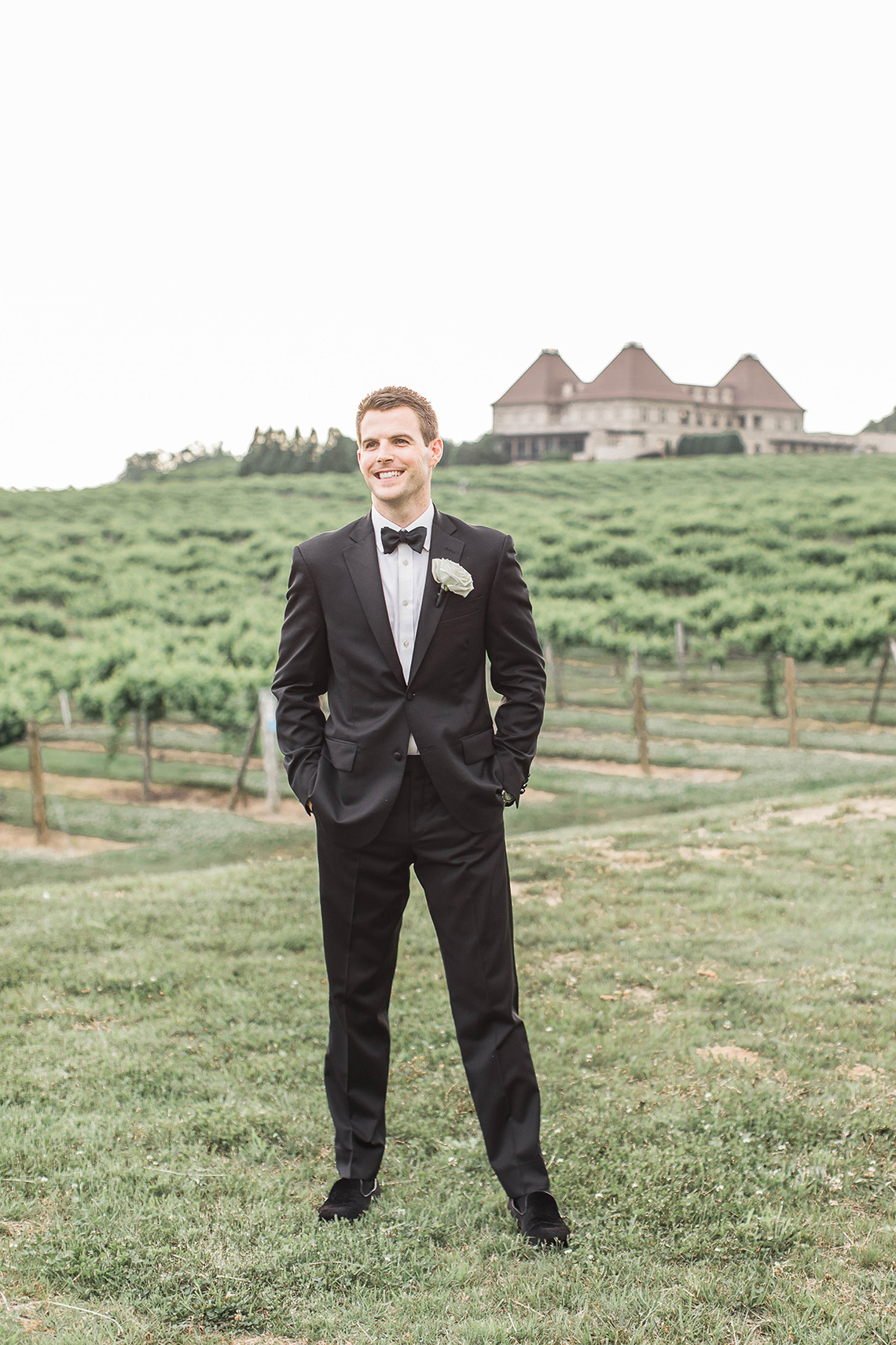 Upscale Southern Black-Tie Winery Wedding – Lindsey LaRue 50