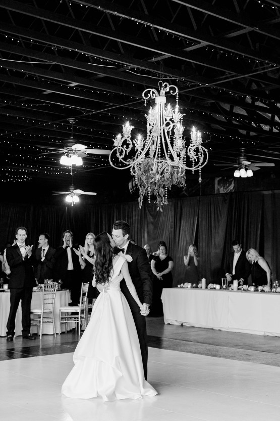 Upscale Southern Black-Tie Winery Wedding – Lindsey LaRue 54