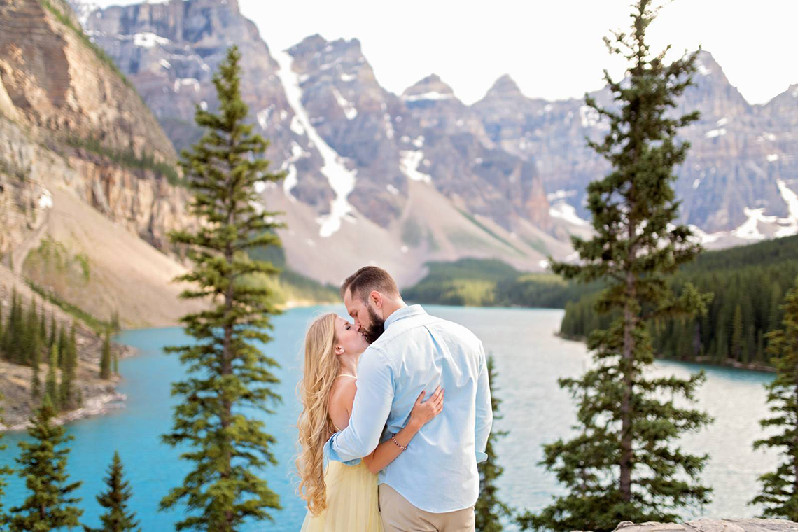 7 Gorgeous Places To Propose – Banff National Park Canada