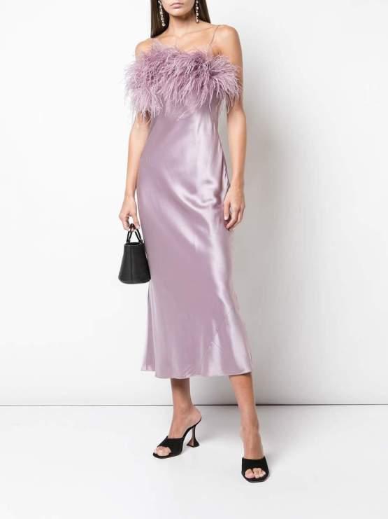 Best Places to Buy Bridesmaid Dresses Online – Revolve – Cinq a Sept Cerise Dress