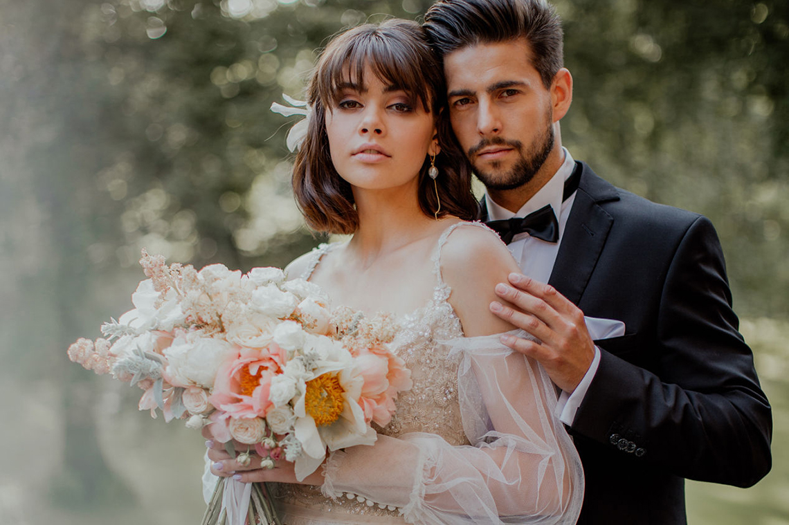 Ethereal Secret Garden Wedding Inspiration – Patrycja Wojtkowiak – Pure Love Weddings