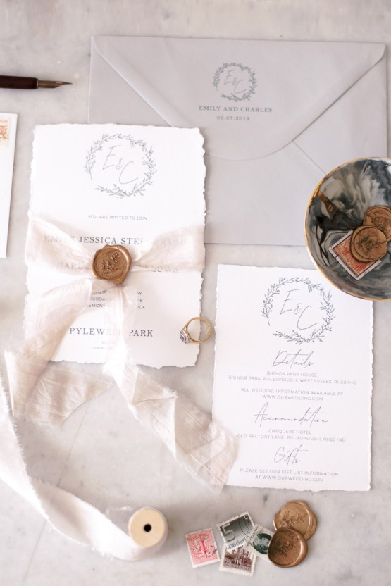 Glamorous Downton Abbey Wedding Inspiration – Cooper Photography 14