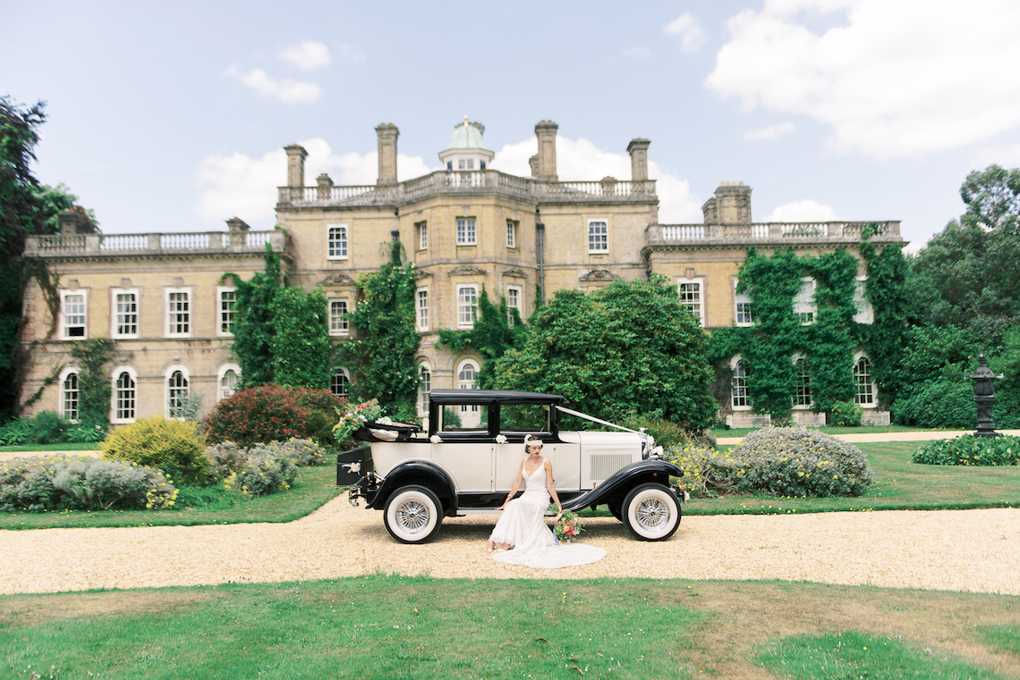 Glamorous Downton Abbey Wedding Inspiration – Cooper Photography 2