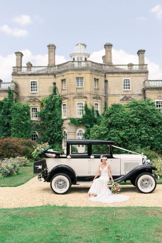 Glamorous Downton Abbey Wedding Inspiration – Cooper Photography 21