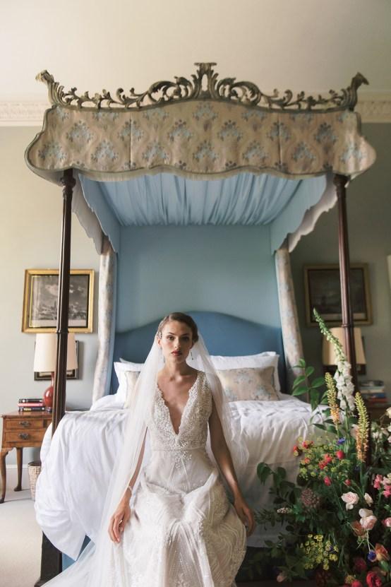 Glamorous Downton Abbey Wedding Inspiration – Cooper Photography 23