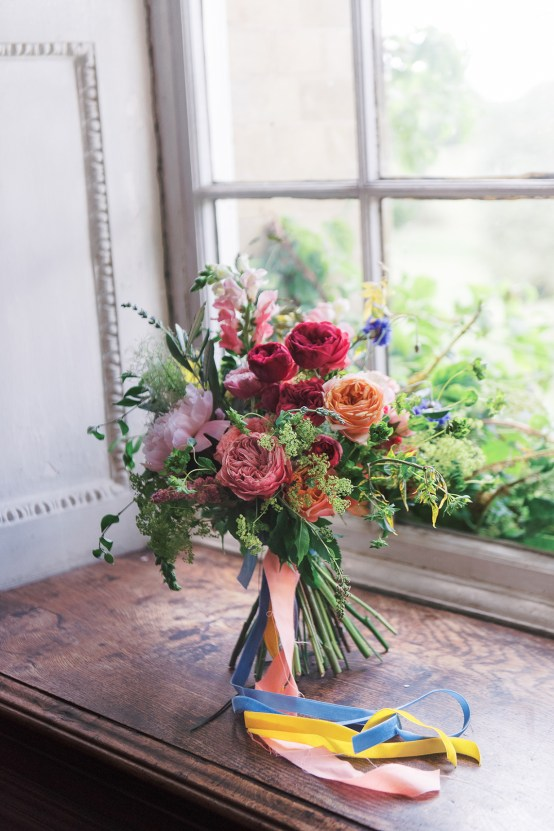 Glamorous Downton Abbey Wedding Inspiration – Cooper Photography 25