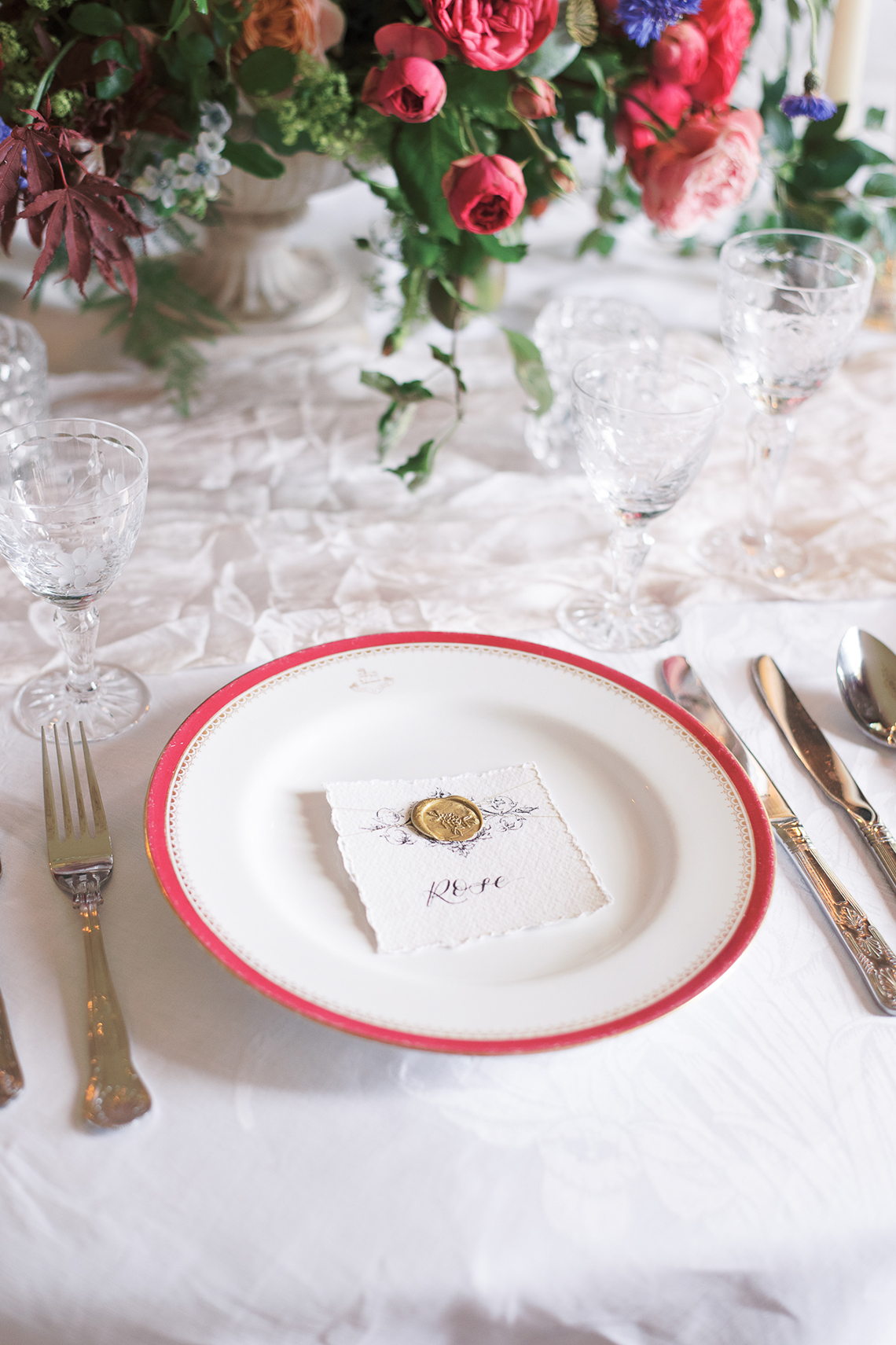 Glamorous Downton Abbey Wedding Inspiration – Cooper Photography 27