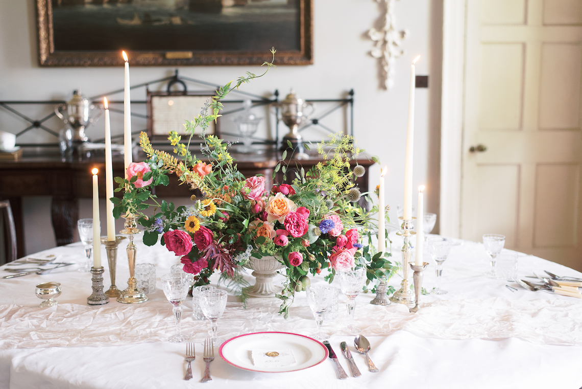 Glamorous Downton Abbey Wedding Inspiration – Cooper Photography 3
