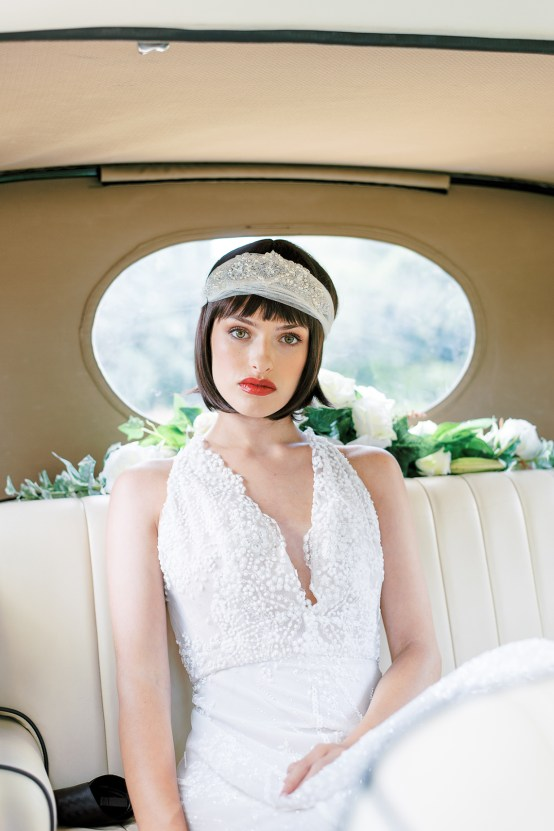 Glamorous Downton Abbey Wedding Inspiration – Cooper Photography 30