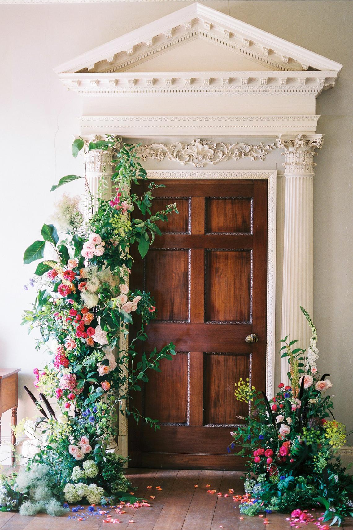 Glamorous Downton Abbey Wedding Inspiration – Cooper Photography 31
