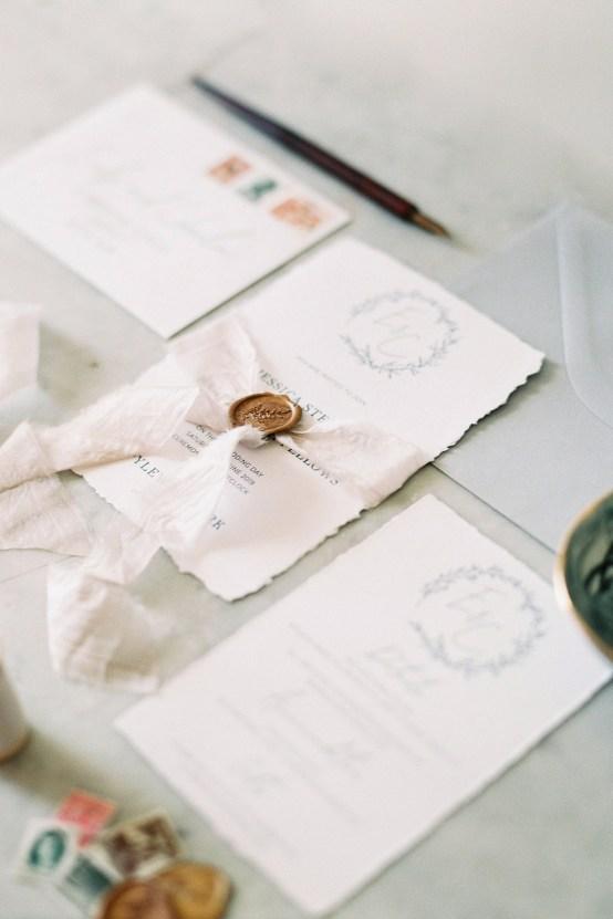 Glamorous Downton Abbey Wedding Inspiration – Cooper Photography 35