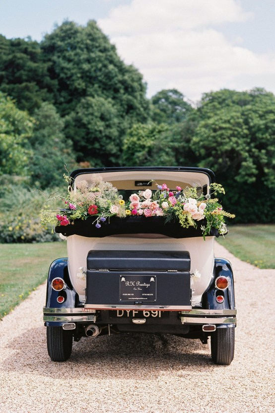 Glamorous Downton Abbey Wedding Inspiration – Cooper Photography 36
