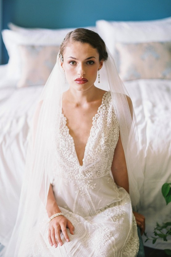 Glamorous Downton Abbey Wedding Inspiration – Cooper Photography 39