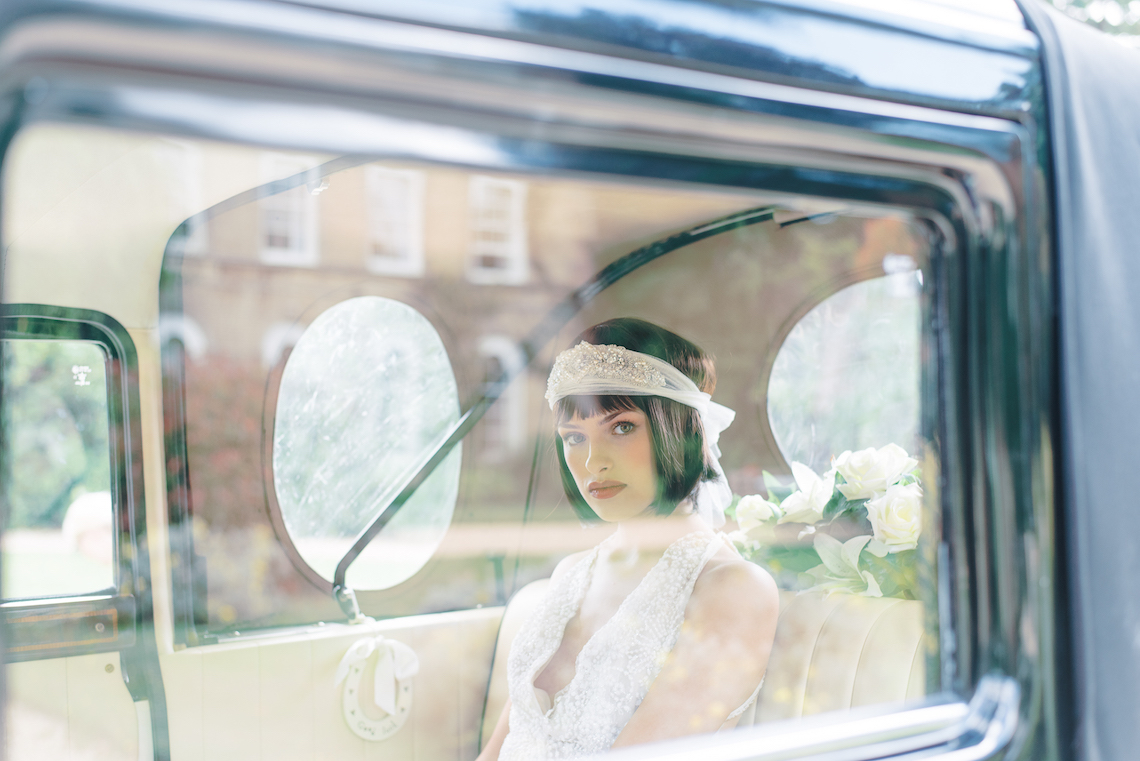 Glamorous Downton Abbey Wedding Inspiration – Cooper Photography 4
