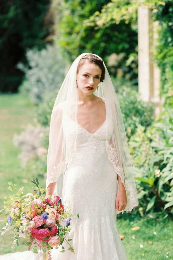 Glamorous Downton Abbey Wedding Inspiration – Cooper Photography 52
