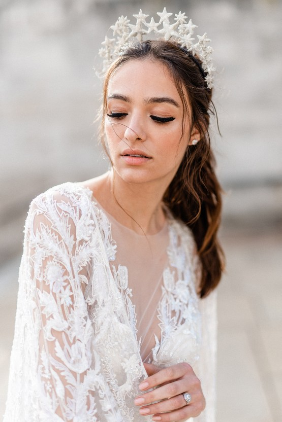 Luxurious and Opulent Wedding Inspiration Featuring Six Stunning Dresses – Gianluca and Mary Adovasio – Tigerlily Weddings 19
