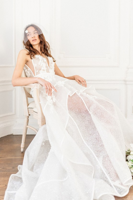 Luxurious and Opulent Wedding Inspiration Featuring Six Stunning Dresses – Gianluca and Mary Adovasio – Tigerlily Weddings 2