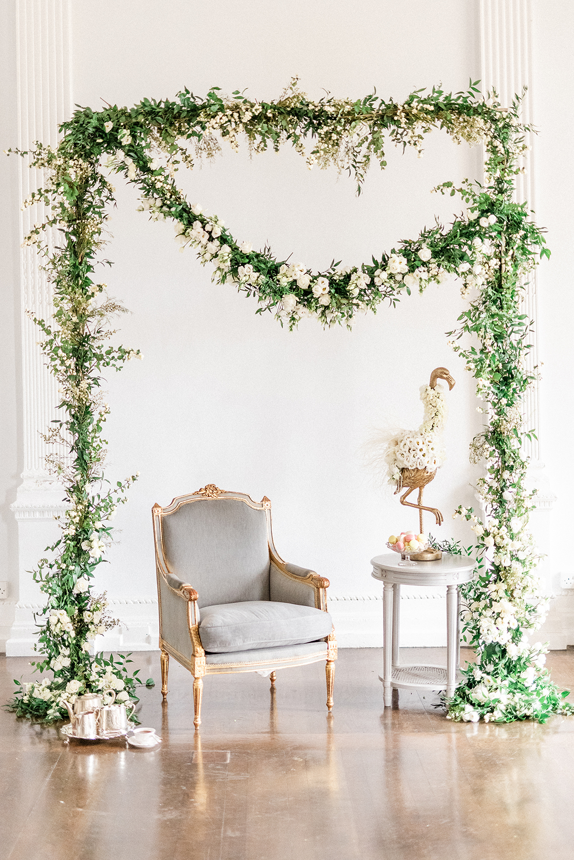 Luxurious and Opulent Wedding Inspiration Featuring Six Stunning Dresses – Gianluca and Mary Adovasio – Tigerlily Weddings 34