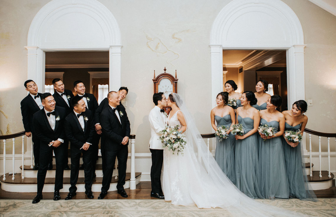 Seattle Ballroom Wedding – Jen Leslie Events – Wiley Putnam Photography 5