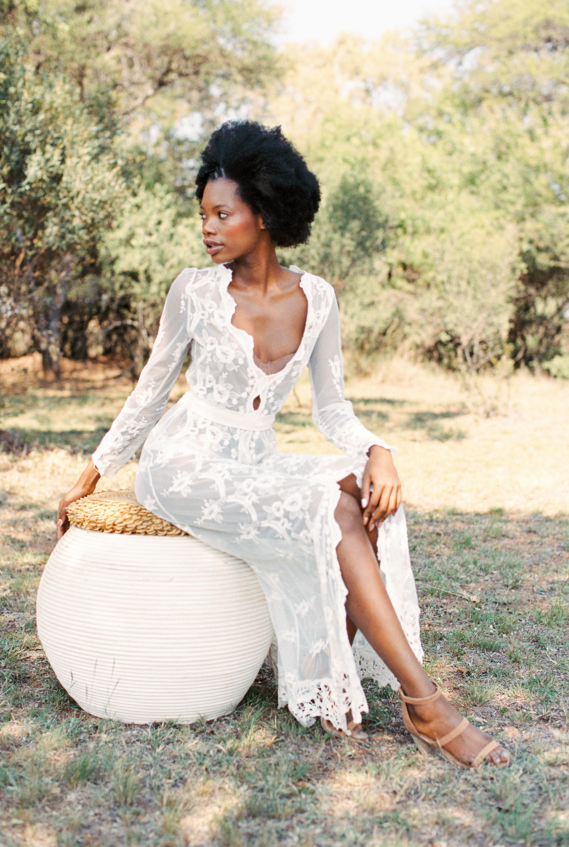 Ultra-Stylish Wedding Inspiration From The South African Bush – Nina Wernicke 1