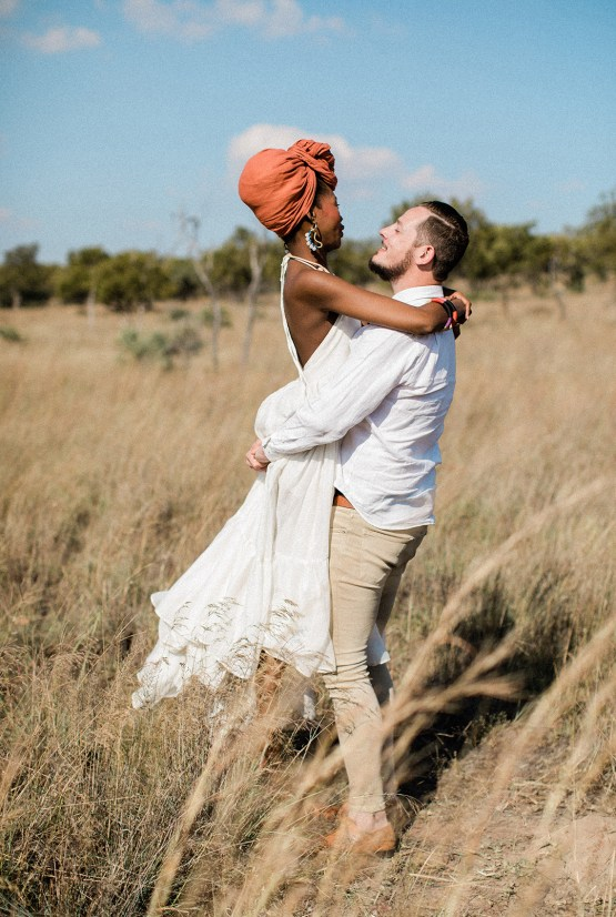 Ultra-Stylish Wedding Inspiration From The South African Bush – Nina Wernicke 20