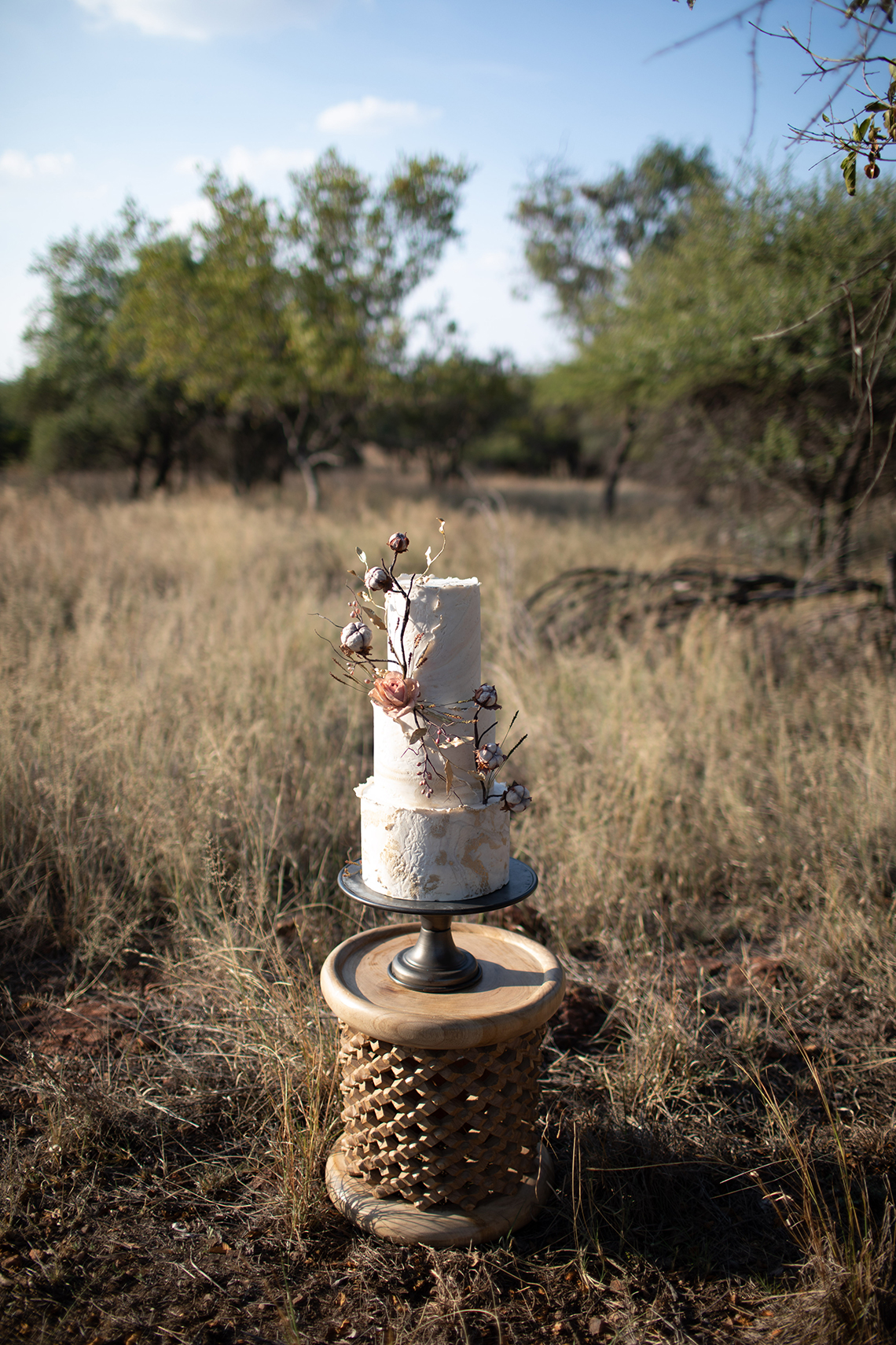 Ultra-Stylish Wedding Inspiration From The South African Bush – Nina Wernicke 28