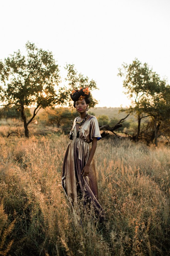 Ultra-Stylish Wedding Inspiration From The South African Bush – Nina Wernicke 33