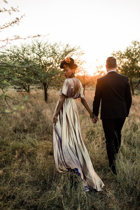 Ultra-Stylish Wedding Inspiration From The South African Bush – Nina Wernicke 38