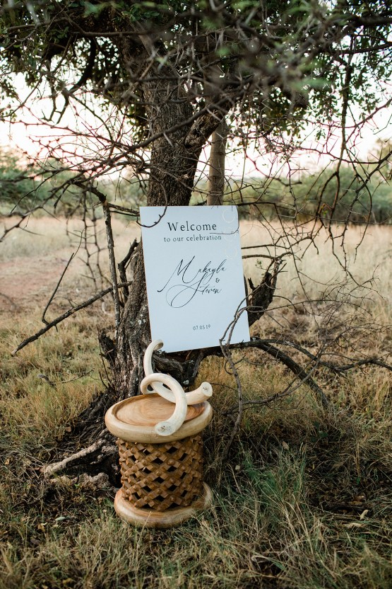 Ultra-Stylish Wedding Inspiration From The South African Bush – Nina Wernicke 39