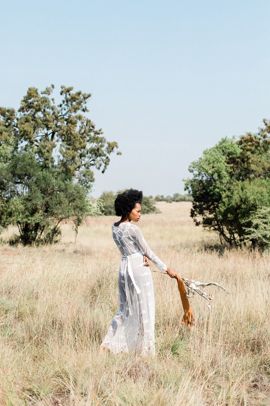 Ultra-Stylish Wedding Inspiration From The South African Bush – Nina Wernicke 4