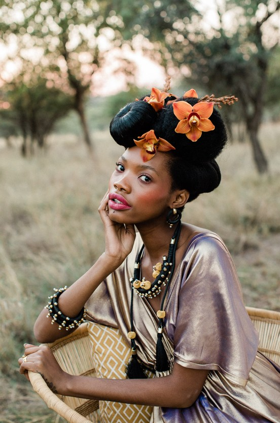 Ultra-Stylish Wedding Inspiration From The South African Bush – Nina Wernicke 41