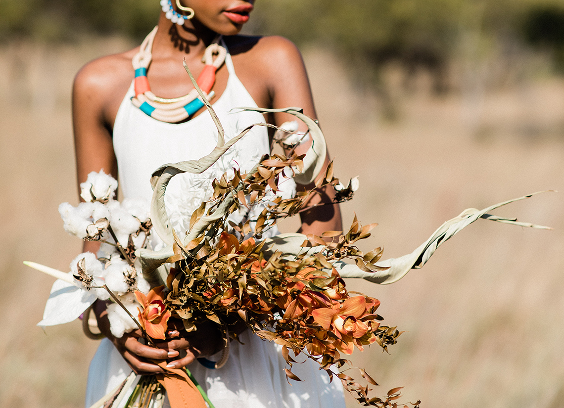 Ultra-Stylish Wedding Inspiration From The South African Bush – Nina Wernicke 43