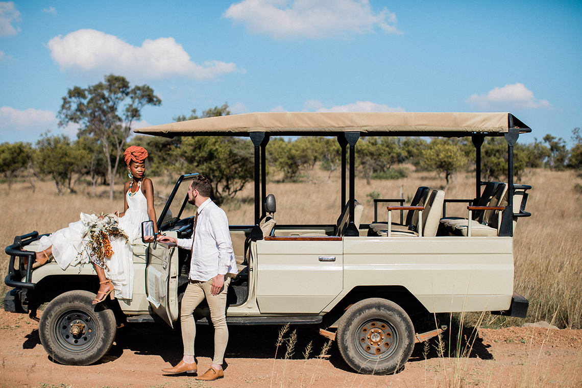 Ultra-Stylish Wedding Inspiration From The South African Bush – Nina Wernicke 44