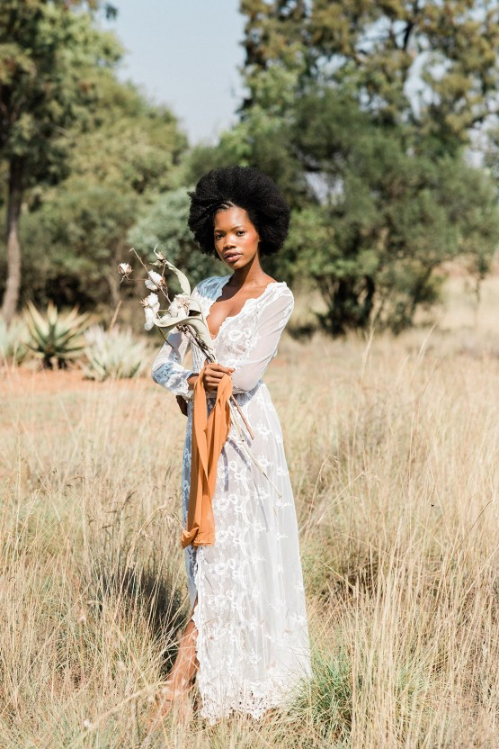 Ultra-Stylish Wedding Inspiration From The South African Bush – Nina Wernicke 5