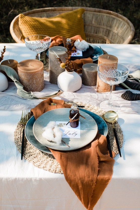Ultra-Stylish Wedding Inspiration From The South African Bush – Nina Wernicke 7