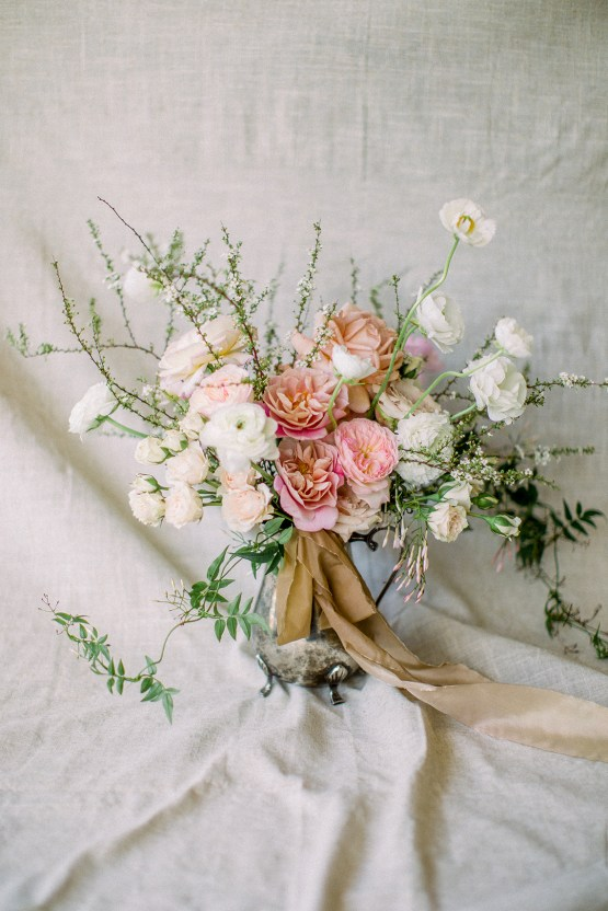 Whimsical Floral-Filled Woodland Wedding – Walnut and Main – Irina Turkova Photography 2