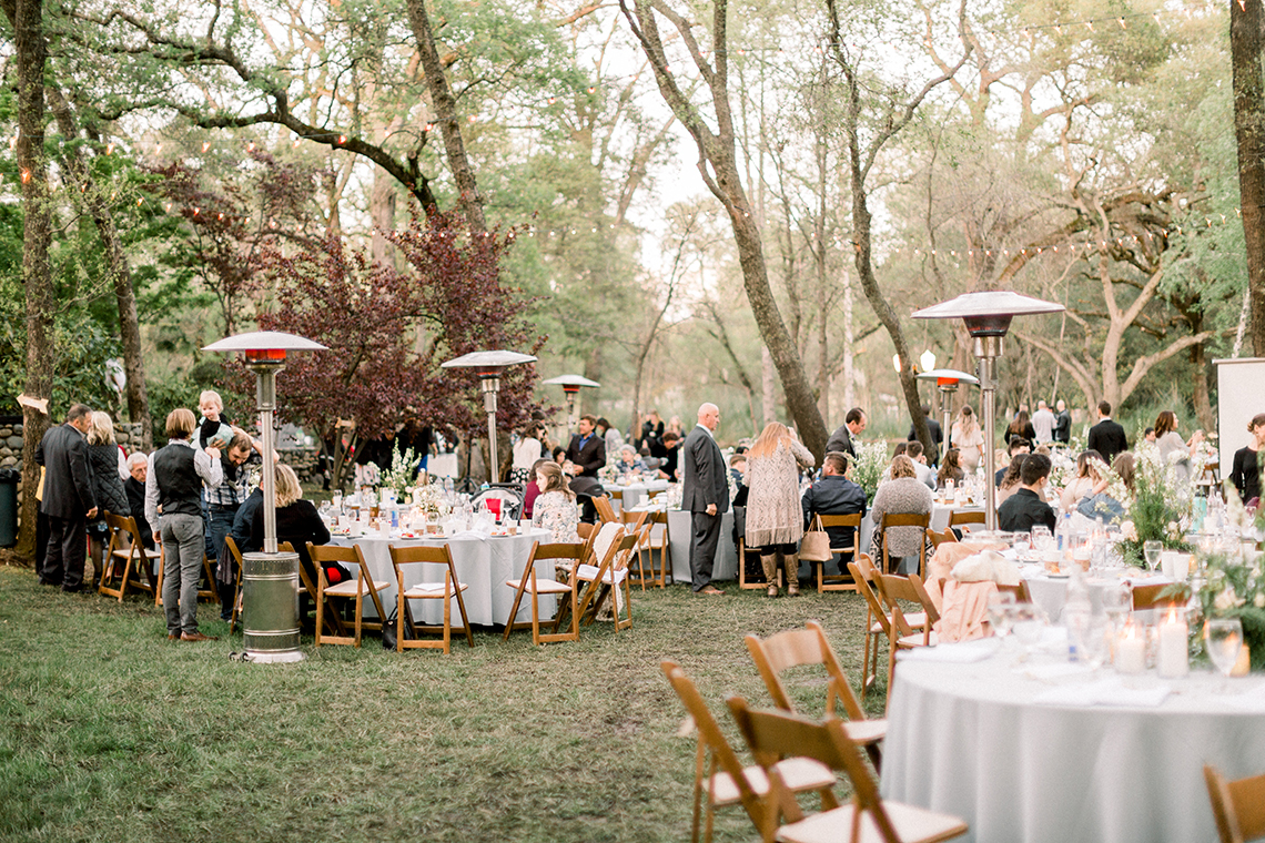 Whimsical Floral-Filled Woodland Wedding – Walnut and Main – Irina Turkova Photography 83