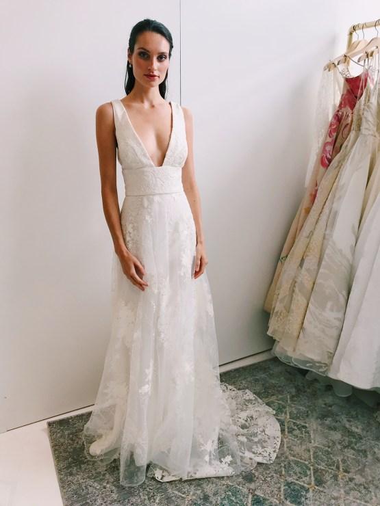 Kate McDonald Bridal 2020 Claire Eliza