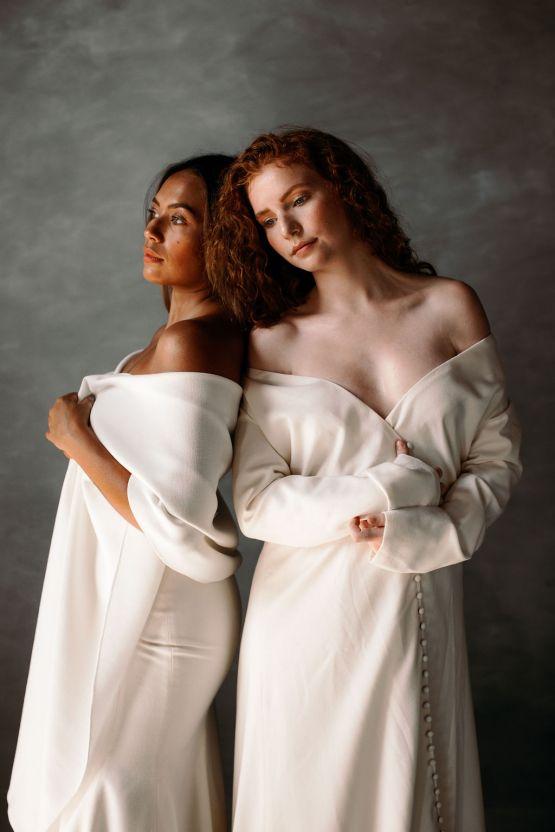 10 New Bridal Designers You Should Know – Bridal Fashion Week 2020 – The Law Bridal 15