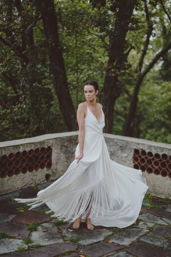 LOULETTE BRIDE EDITORIAL SHOOT