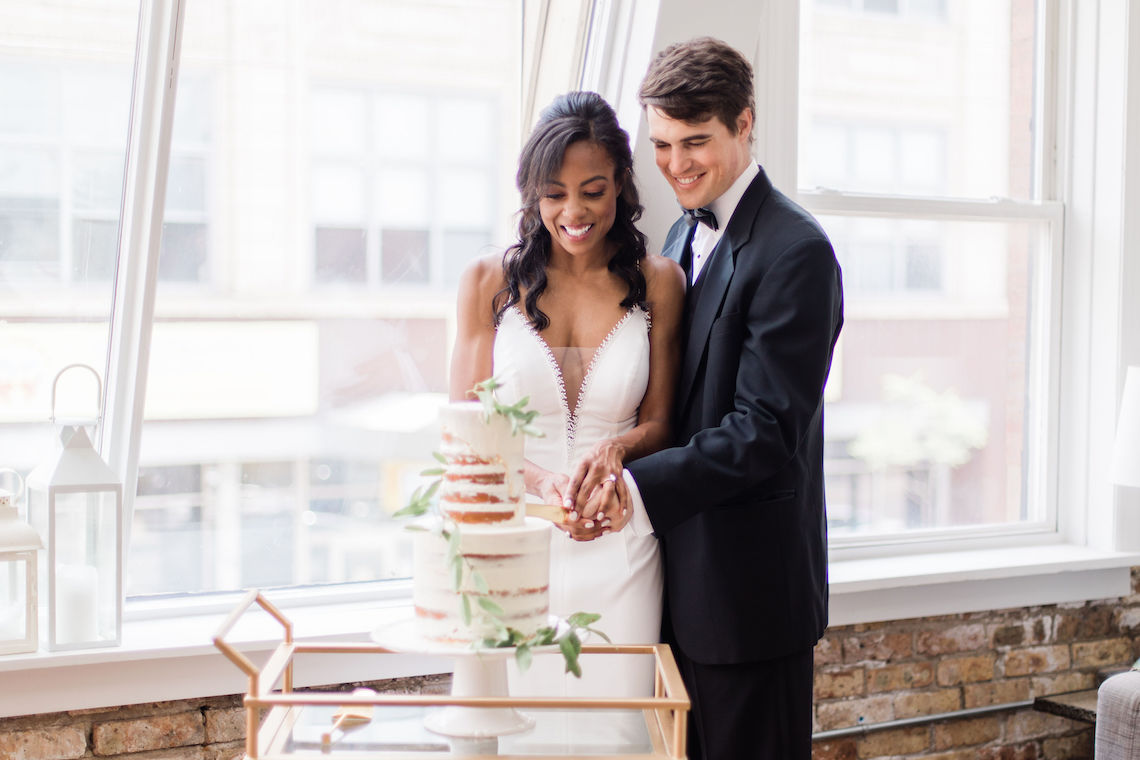 Adorable Loft Wedding Inspiration with a Cotton Candy Cart – Grey Garden Creative 6