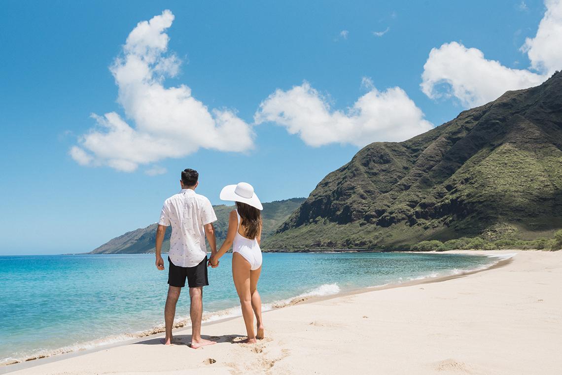 Breathtaking Cultural Polynesian Wedding on the Beaches of Hawaii – Joseph Esser 13