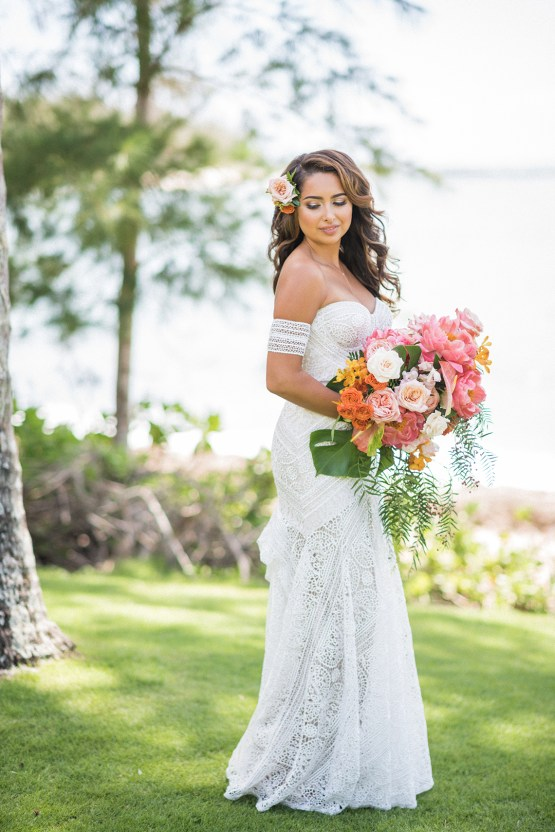 Breathtaking Cultural Polynesian Wedding on the Beaches of Hawaii – Joseph Esser 19