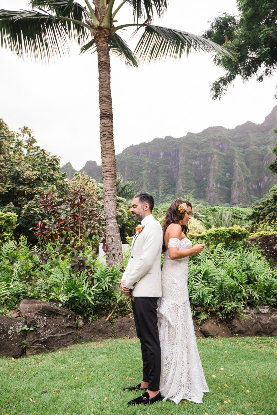 Breathtaking Cultural Polynesian Wedding on the Beaches of Hawaii – Joseph Esser 20
