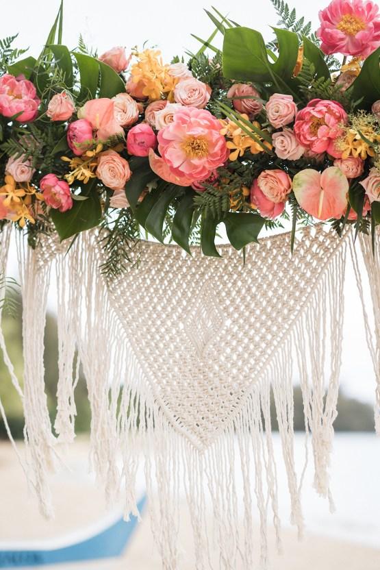 Breathtaking Cultural Polynesian Wedding on the Beaches of Hawaii – Joseph Esser 25