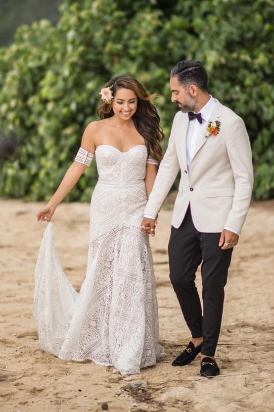Breathtaking Cultural Polynesian Wedding on the Beaches of Hawaii – Joseph Esser 40