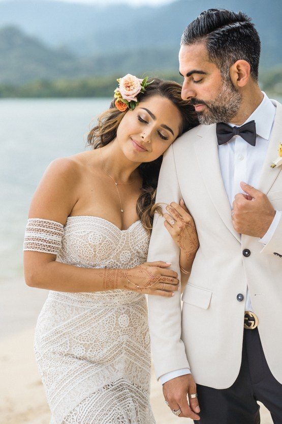 Breathtaking Cultural Polynesian Wedding on the Beaches of Hawaii – Joseph Esser 43