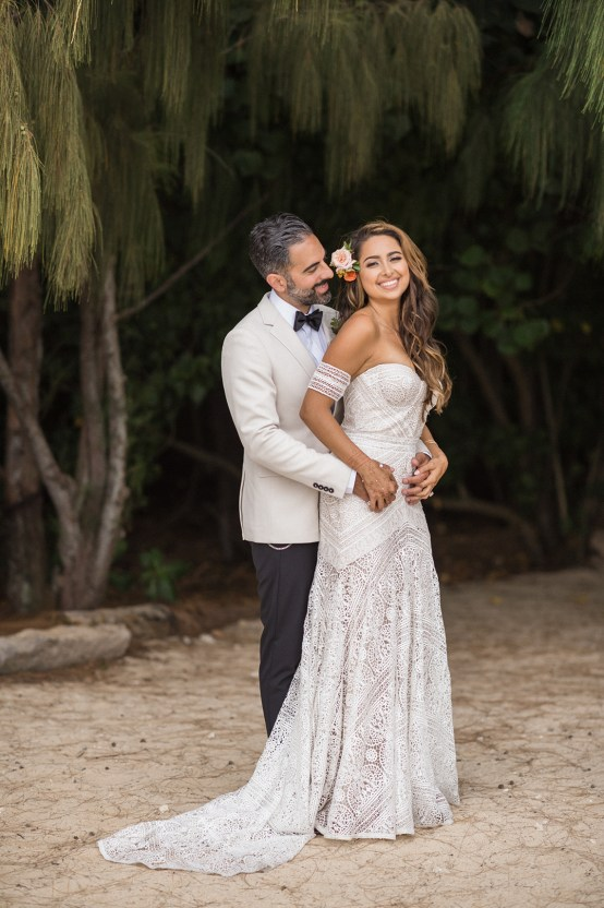 Breathtaking Cultural Polynesian Wedding on the Beaches of Hawaii – Joseph Esser 44