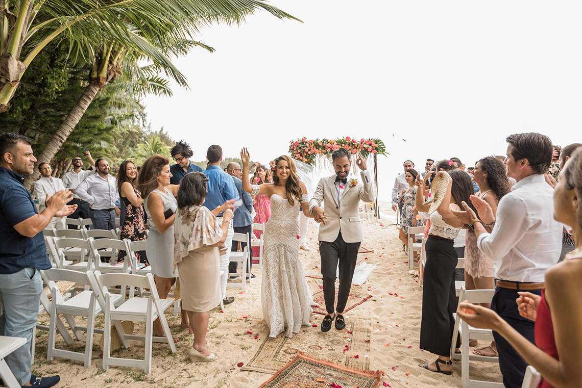 Breathtaking Cultural Polynesian Wedding on the Beaches of Hawaii – Joseph Esser 9